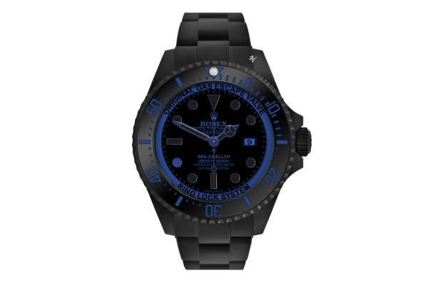 Blue Dot - Limited Edition /10 Black Venom Dlc - Pvd *