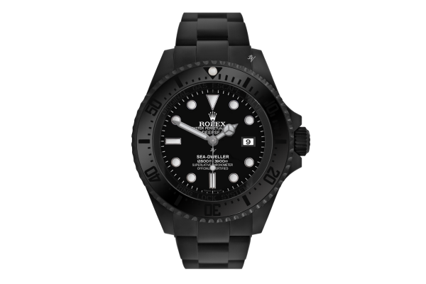 Limited Edition /35 Black Venom Dlc - Pvd *