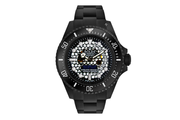 Skeletron - Limited Edition /10 Black Venom Dlc - Pvd