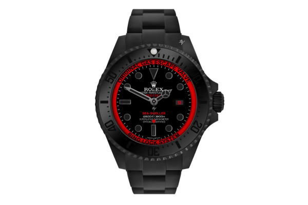 Red Taste - Limited Edition /10 Black Venom Dlc - Pvd *