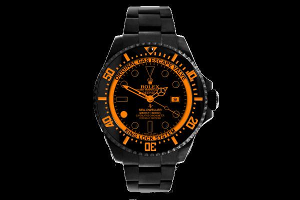 Rolex Orange Dot - Limited Edition /10