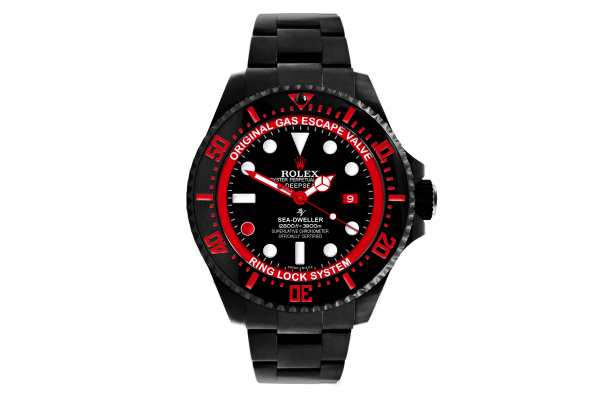 Rolex 116660 Black Venom - Little Dot - Limited Edition /10