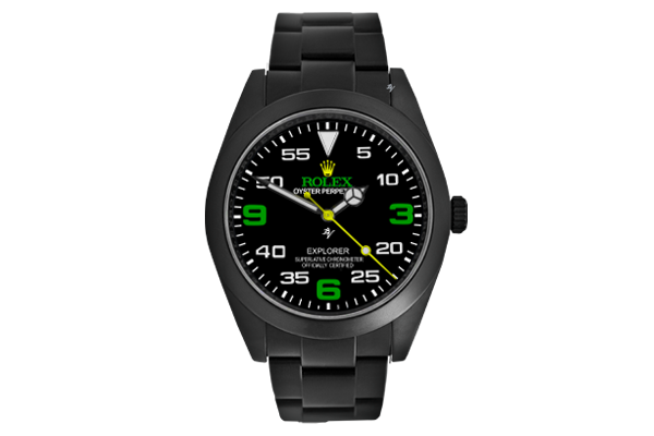 Green - Limited Edition /10 Black Venom Dlc - Pvd
