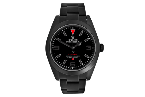 Red Taste MK1- Limited Edition /10 Black Venom Dlc - Pvd