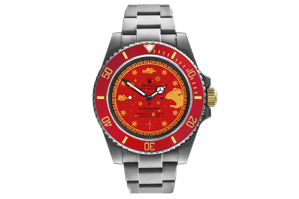 Rolex   Year of the mouse - Limited Edition /5