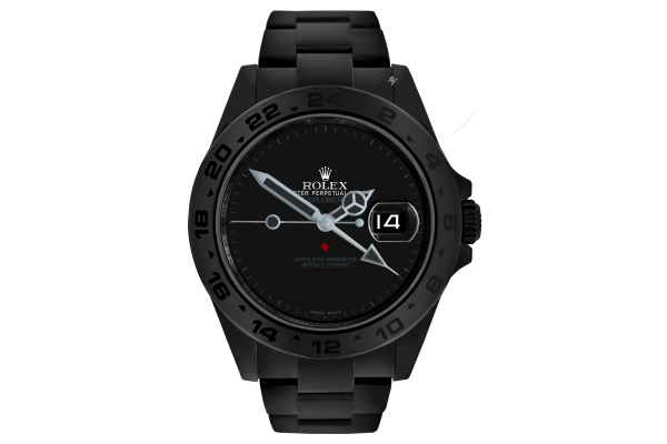 Dark - Limited Edition  /10 Black Venom Dlc - Pvd *