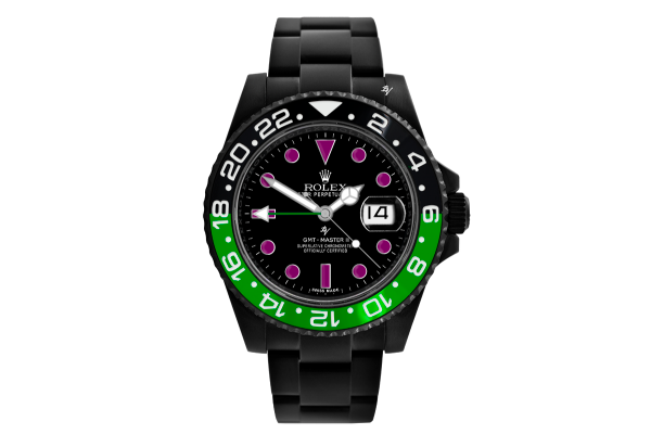 Joker - Limited Edition /10 Black Venom Dlc - Pvd *