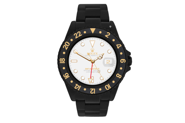 Panam Gold Version - Limited Edition /10 Black Venom Dlc - Pvd
