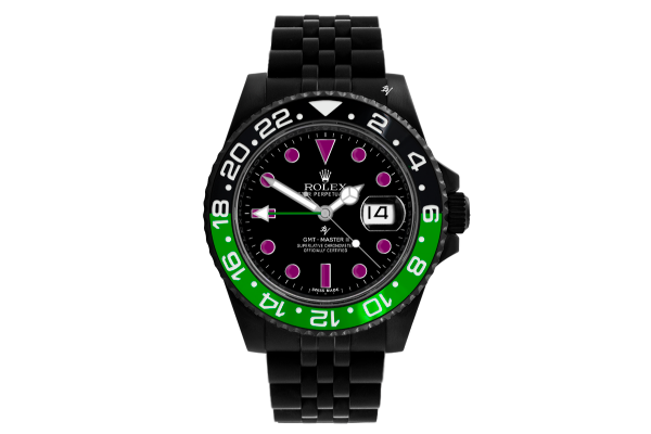 Joker  Jubilee - Limited Edition /10 Black Venom Dlc - Pvd *