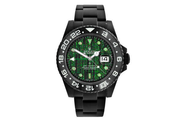 Matrix - Limited Edition /10 Black Venom Dlc - Pvd *