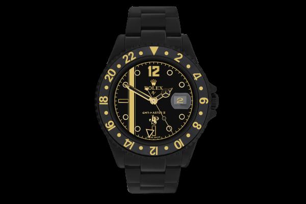 Rolex 16710 Black Venom - A.S. Lotus - Limited Edition /10