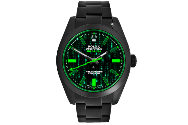 Matrix MK1 - Limited Edition /10 Black Venom Dlc - Pvd
