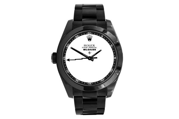 Rolex 116400 Black Venom - right handed - Limited Edition /10