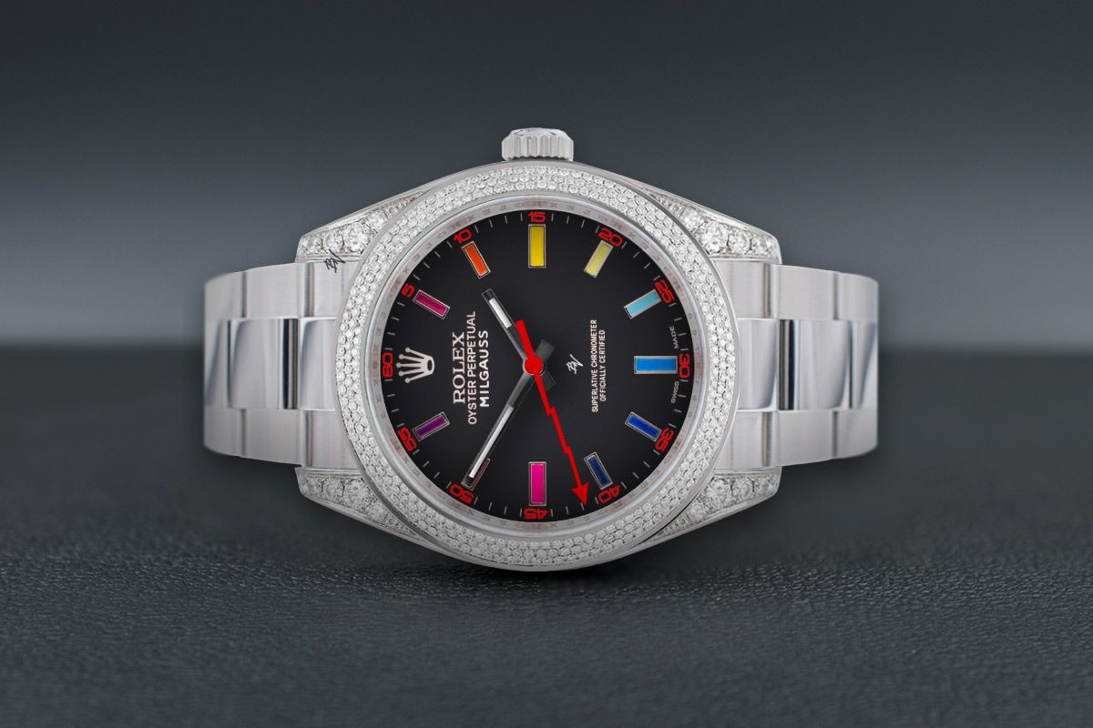 Rolex Shade - Limited edition /5 - Black Venom custom