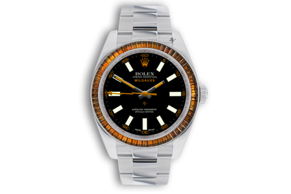 Rolex  Welfare - Limited edition /5 - Black Venom custom