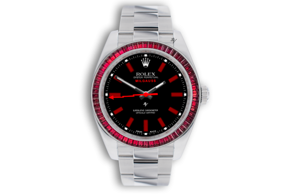 Rolex Martyr - Limited edition /5 - Black Venom custom