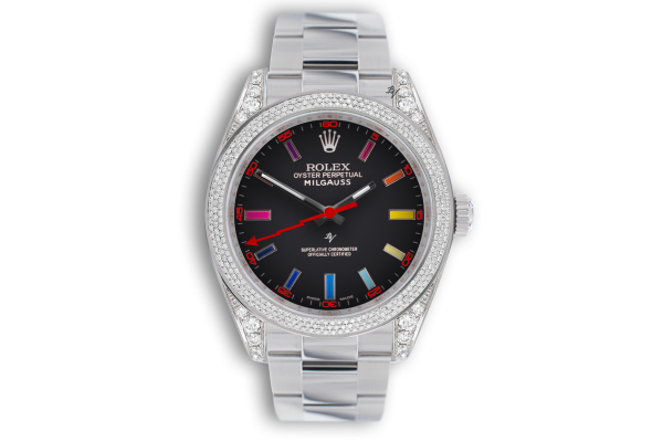 Rolex Shade - Limited edition /5 - Black Venom custom