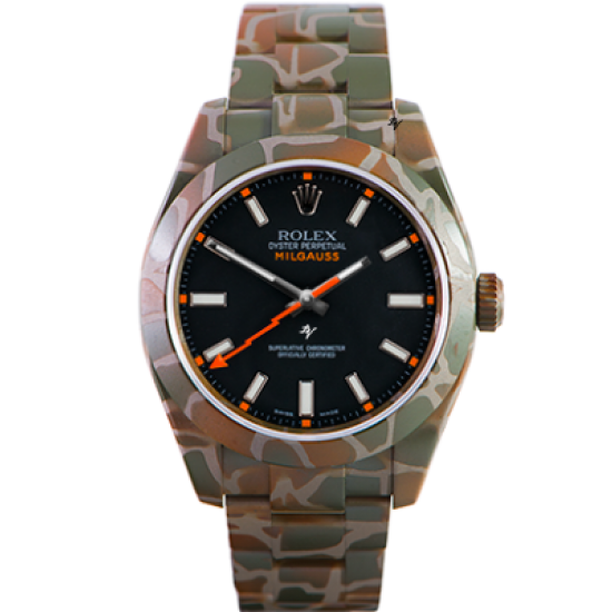 Rolex N.O.C CAMOUFLAGE - Limited Edition /10