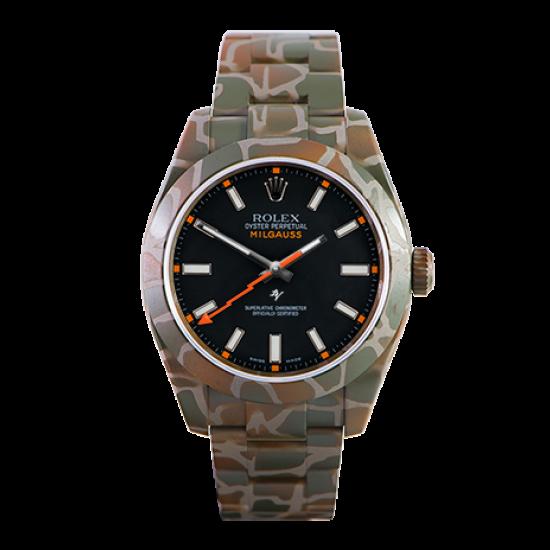 Rolex  N.O.C CAMOUFLAGE - Limited Edition /10