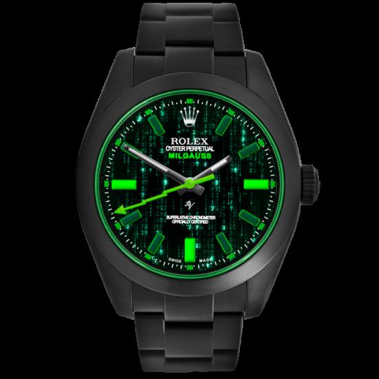 Rolex Matrix MK1 - Limited Edition /10 Black Venom Dlc - Pvd