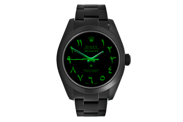 Limited Edition /10 Black Venom Dlc - Pvd *