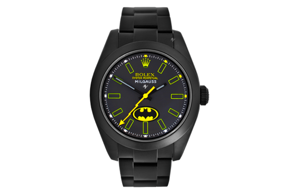 Batman - Limited Edition /5 Black Venom Dlc - Pvd *