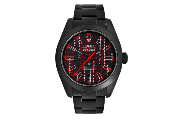 Reminescence - Limited Edition /5 Black Venom Dlc - Pvd *