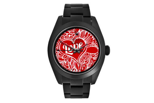Love - Limited Edition /10 Black Venom Dlc - Pvd *