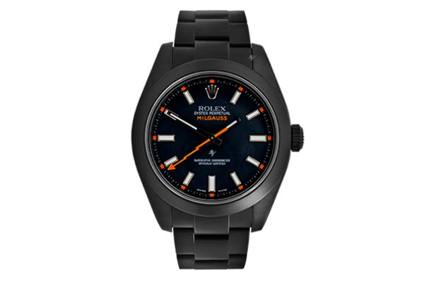 Black Dial - Limited Edition /35 Black Venom Dlc - Pvd *