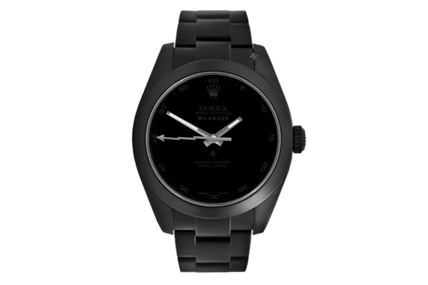 Pitch Black - Limited Edition /10 Black Venom Dlc - Pvd *