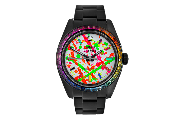 Sadafi - Limited Edition /1 Black Venom Dlc - Pvd *