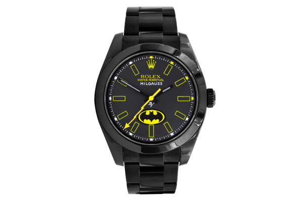Rolex 116400 Black Venom - Batman - Limited Edition /5