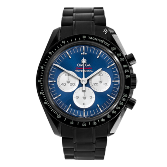 Omega Moonwatch Gemini Limited Edition /5 Black Venom Dlc - Pvd