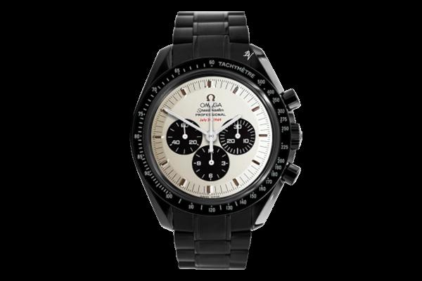 Moonwatch Apollo11  Black Venom Dlc - Pvd