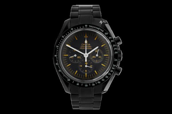 Moonwatch Speedmaster Gold  Limited Edition /5 Black Venom Dlc - Pvd