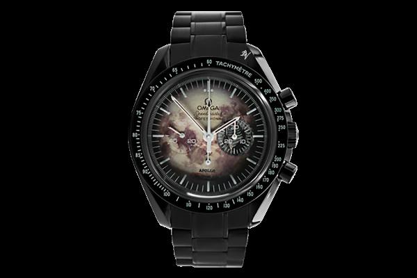 Moonwatch Speedmaster Lunar missionLimited Edition /5 Black Venom Dlc - Pvd
