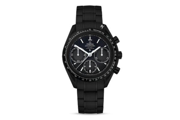 Racing Co-Axial Chronograph Limited Edition /10  Black Venom Dlc - Pvd