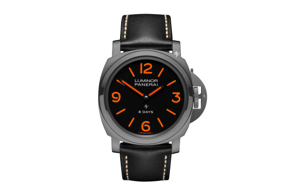 Marina Logo 8 Days - 00560  Limited Edition /5 Black Venom Dlc - Pvd