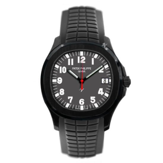 Patek Philippe Limited Edition /10 Black Venom Dlc - Pvd