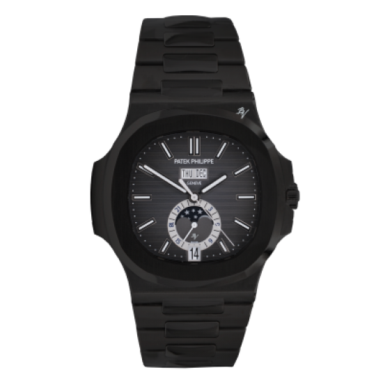 Patek Philippe 5726  - Limited Edition /10 Black Venom Dlc - Pvd