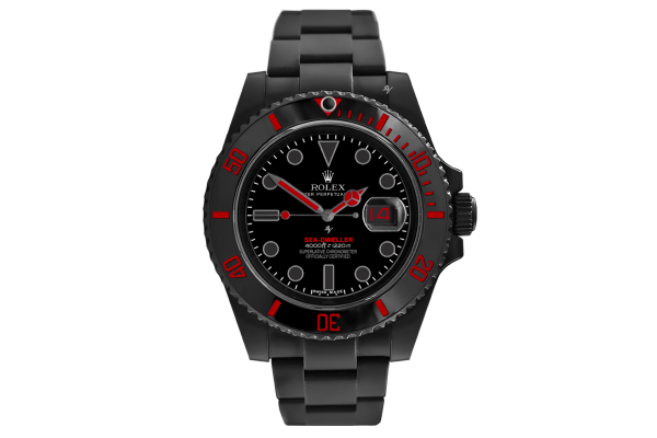 Red's Taste - Limited Edition /10 Black Venom Dlc - Pvd *