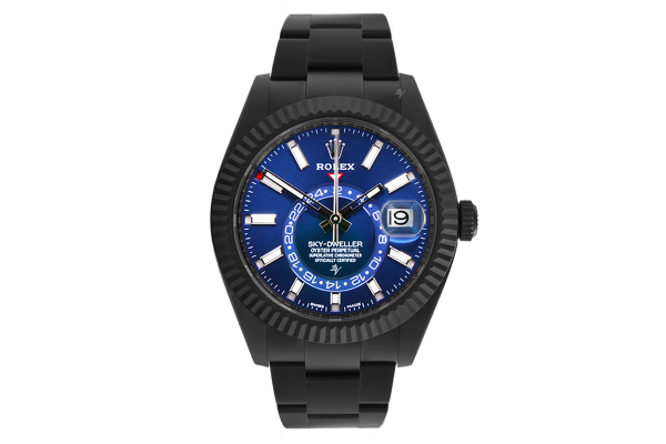 Blue - Limited Edition /35 Black Venom Dlc - Pvd