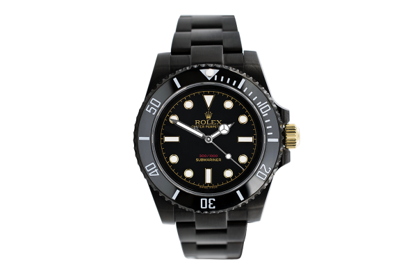 Rolex 114060 - James Bond - Limited Edition /10