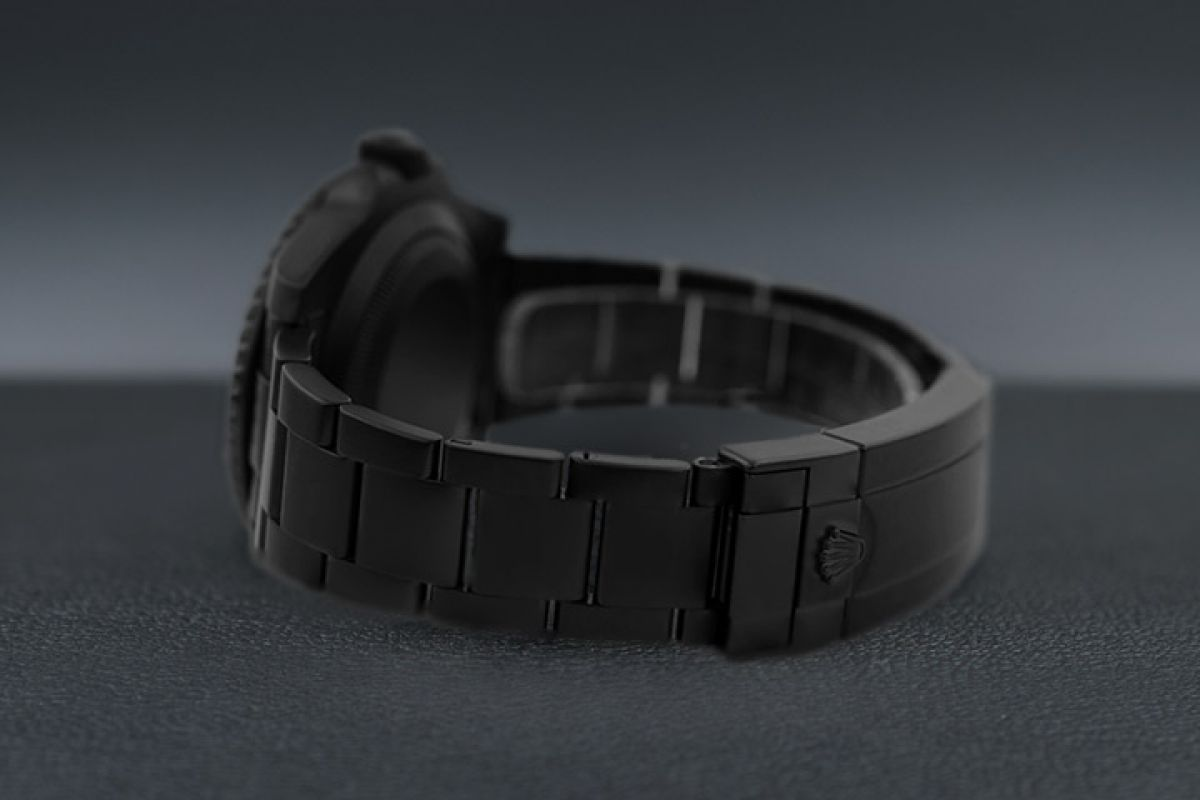 Rolex  HAPPY - Limited Edition /1 Black Venom Dlc - Pvd