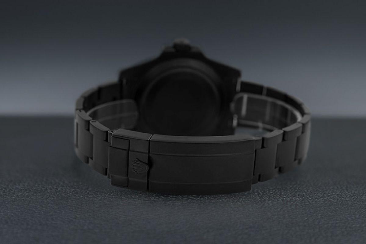 Rolex  Yellow - Limited Edition /10 Black Venom Dlc - Pvd