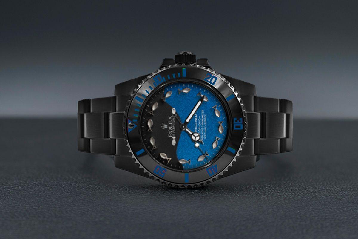 Rolex  FISH - Limited Edition /1 Black Venom Dlc - Pvd