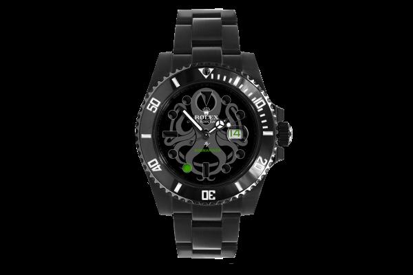 Rolex 116610 Black Venom - octopus - Limited Edition /10