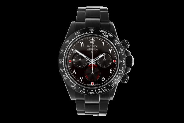 Rolex 116520 Black Venom - Arabian  - Limited edition /10