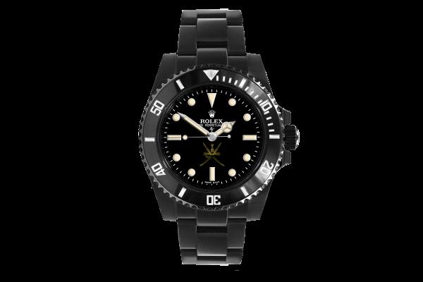 Rolex 114060 Black Venom - 1665 Remake - Limited Edition /10