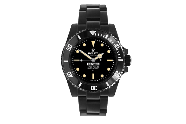 Rolex 114060 Black Venom - 5514 Comex Remake - Limited Edition /10
